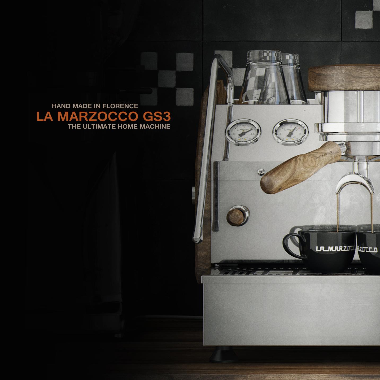 AX2 Studio - La Marzocco & Modbar