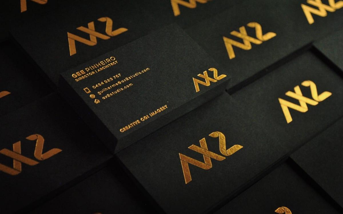 Behance Brand AX2 Studio 01