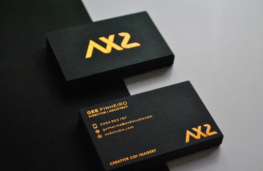 Behance Brand AX2 Studio 02